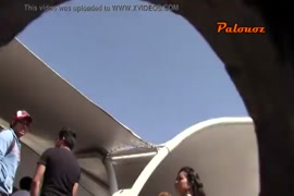 Video porno da mulher na bicicleta